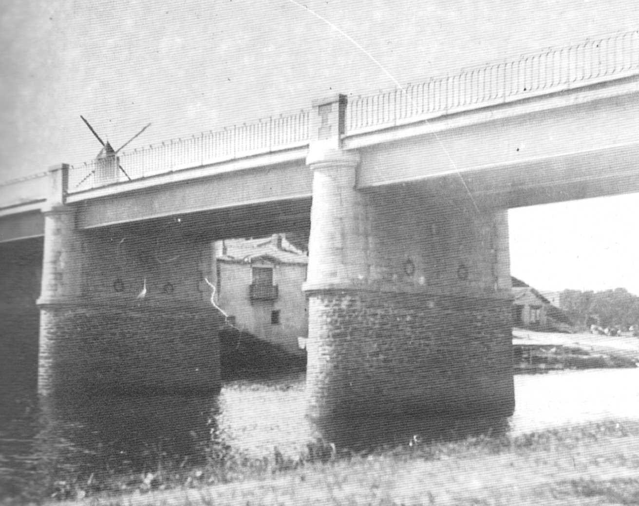 Pont du chene